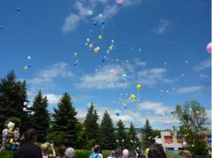 Annual Balloon Release